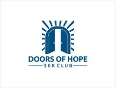 New logo wanted for Opening Doors of Hope: 30K Club by veasna