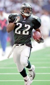 RB Duce Staley