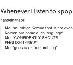 Lolol this is so true tho! Kpop memes so funny