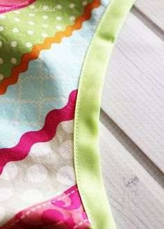 The Best Way to Sew Bias Tape