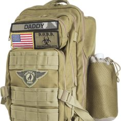 Hey, check out what I'm selling with Sello: Tactical Dad Diaper Bag http://zenergy.sello.com/shares/R5nO7