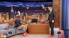 Did you see LeBron James on The Tonight Show last night?  Check out this clip!
