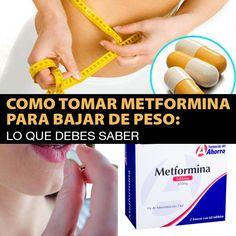 La metformina para bajar de peso, es recetada principalmente a personas que tienen problemas con sus niveles de azúcar en la sangre, es decir, a personas...