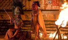 Representación maya en Guatemala rumbo al 13 Baktún (inicio de una nueva era)