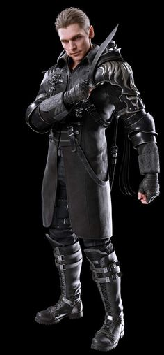 《Kingsglaive Final Fantasy XV》FF15動畫電影設定公開 - 圖片16
