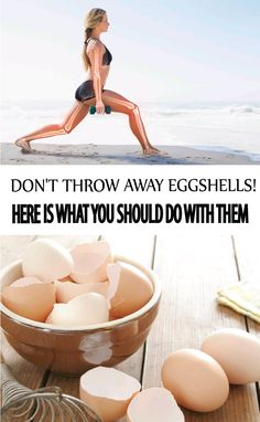Don't throw away eggshells!Here is what you should do with them