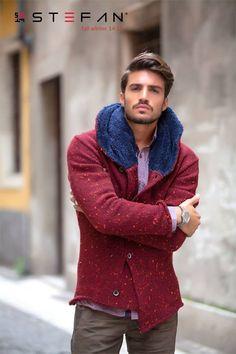 Mariano Di Vaio for STEFAN #stefan #stefanfashion #marianodivaio #mdv #fashion #mensfashion #knitwear #clothes
