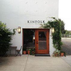 BRJ featured @ KINFOLK – by Rosie Jane