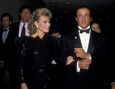 Pin for Later: Ranking the Most Random White House Correspondents Dinner Guests of All Time No. 2: Vanna White and Sylvester Stallone in 1988 These two had a brief fling in the '80s, which was immortalized when Sly took the Wheel of Fortune star as his date to the dinner.