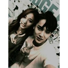 "Mingyu & Tzuyu on Instagram: ""MinTzu selca at the backstage #DiamondEdge in #Twiceland 💎🍭 _ ©pic ori: owners 