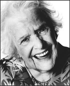 Violet Butler, age 100
