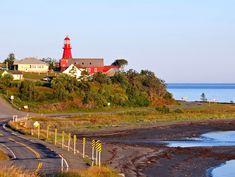La Martre Lighthouse, Quebec