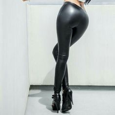 Angels in Tight Leggings and High Heels