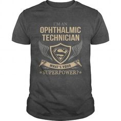 OPHTHALMIC TECHNICIAN  SUPERPOWER