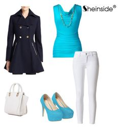 """Sheinside II / 5"" by danijellaa ❤ liked on Polyvore featuring Thalia Sodi"