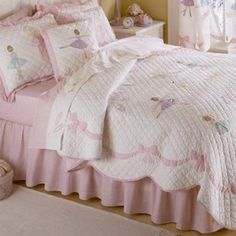 Pem America Ballet Lessons Bedding By Pem America Bedding, Comforters, Comforter Sets, Duvets, Bedspreads, Quilts, Sheets, Pillows