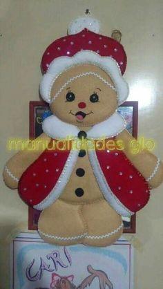 Molde papai noel para imprimir - Criativo Ok Christmas Chair, Diy Felt Christmas Tree, Christmas Sewing, Christmas Themes, Christmas Stockings, Christmas Holidays, Christmas Crafts, Christmas Decorations, Diy Tutu