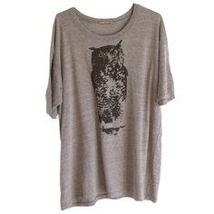 Owl Tee Unisex