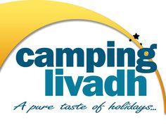 Camping Livadh in Albanian south beach, brochure summer 2015
