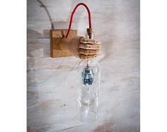 Items similar to LED wine bottle lights on Etsy