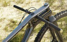 Ridiculous bikes 39 inch wheels steerer