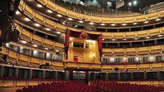 Teatro Real. Madrid.