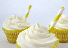 Lemony cupcakes filled with tart lemon curd and piled high with creamy lemon buttercream frosting!