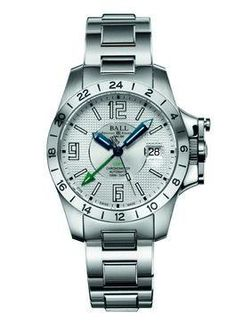 130fb81a38e BALL Eng Hydrocarb Magnate GMT COSC Watch Men s Watches
