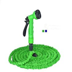 Expandable Magic Flexible Garden Water Hose For Car Hose Pipe Plastic Hoses To Watering With Spray Telescopic Water Gun