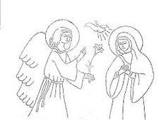 Αποτέλεσμα εικόνας για ευαγγελισμός της θεοτόκου ζωγραφική
