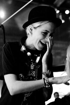 I love me some Samantha Ronson