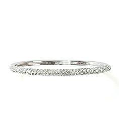Nadri Crystal Bangle Bracelet #Dillards