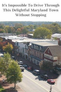 So much to do and see in Chestertown, Maryland. #maryland #chestertown