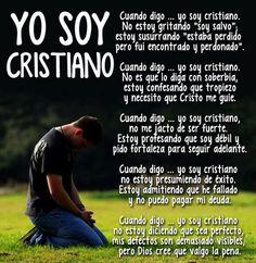 Soy Cristiana