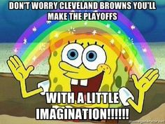Don't Worry Cleveland Browns You'll Make the Playoffs | NFL Memes, Sports Memes, Funny Memes, Football Memes, NFL Humor, Funny Sports