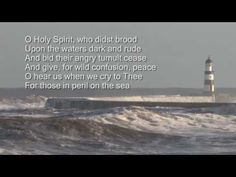 Eternal Father, strong to save (For those in peril on the sea) The Navy Hymn Joining The Navy, Song Of The Sea, United States Navy, Holy Spirit, Ms, Father, Strong, Peace, Board