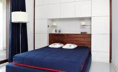 mała sypialnia w bloku aranżacje - Szukaj w Google