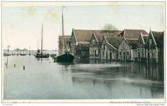 monnikendam - Delcampe.net Holland, Cathedral, Building, Travel, Painting, Art, The Nederlands, Art Background, Viajes