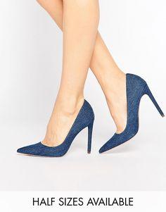 00d05c2cd0f Image 1 - ASOS - PLATINUM - Chaussures pointues à talons. Sih Glaçé · Shoes