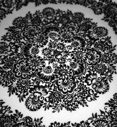 Folk pattern from Poland