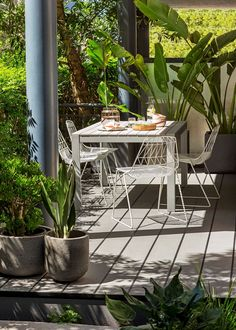 All decked out: an amazing outdoor makeover delightful decks Backyard Ideas For Small Yards, Backyard Renovations, Outdoor Spaces, Outdoor Decor, Dry Creek, Balcony Design, Bricks, Garden Inspiration, Backyard Landscaping