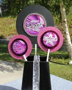 {Pop Star Party} Get the most out of your Printables! // Hostess with the Mostess