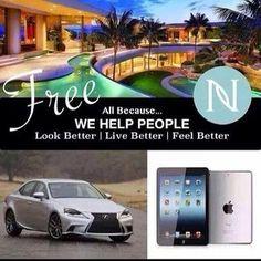 Nerium YEP | Instagram photo by nerium_southbay - Yep!! All because we help people ...