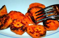 Crispy Roasted Sweet Potatoes