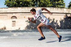 Quando storia ed innovazione si fondono creano qualcosa di nuovo ma dal sapore retrò, le conoscenze del passato danno input agli stimoli del futuro. 18th, Running, Sneakers, Future Tense, Tennis, Slippers, Keep Running, Why I Run, Sneaker