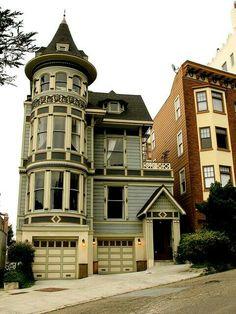 #SanFrancisco #CA #California #ABD #house #sanfranciscohouse #franciscostyle #CAStyle #CAHouse