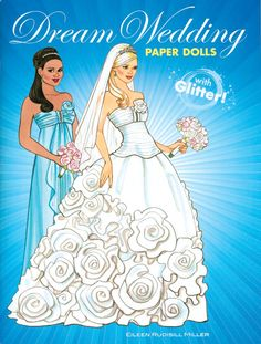 Dream Wedding Paper Dolls