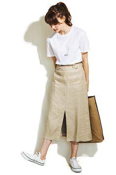 breakfast with bees — giseleweb Skirt Fashion, Love Fashion, Spring Fashion, Fashion Dresses, Womens Fashion, White Outfits, Casual Outfits, Photoshop, Parisian Style