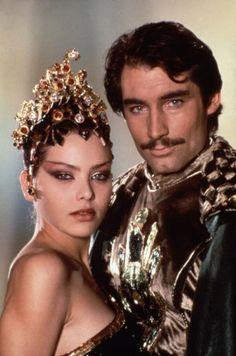 Princess Aura and Prince Barin