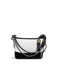 Chanel - FW 2017/2018 | Chanel's Gabrielle small Hobo bag